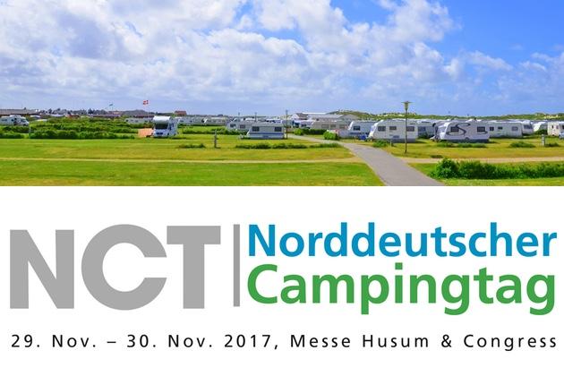 Treffen Sie uns beim Norddeutschen Campingtag 2017