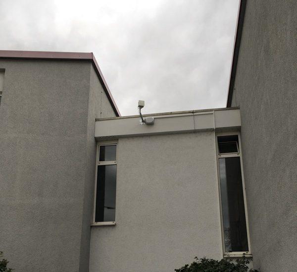 Punkt-zu-Punkt Gebäudevernetzung